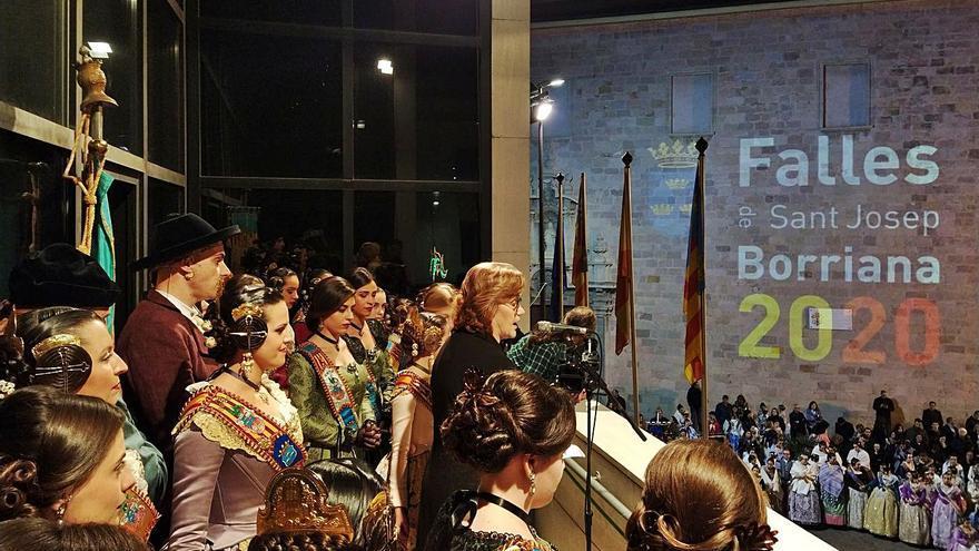 La alcaldesa de Burriana ve «imposible» que las Fallas y las fiestas de la Misericòrdia coincidan