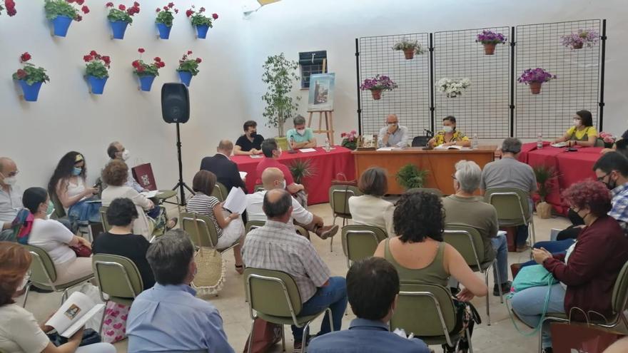 Un libro recoge cómo se ha vivido la pandemia en Aguilar de la Frontera