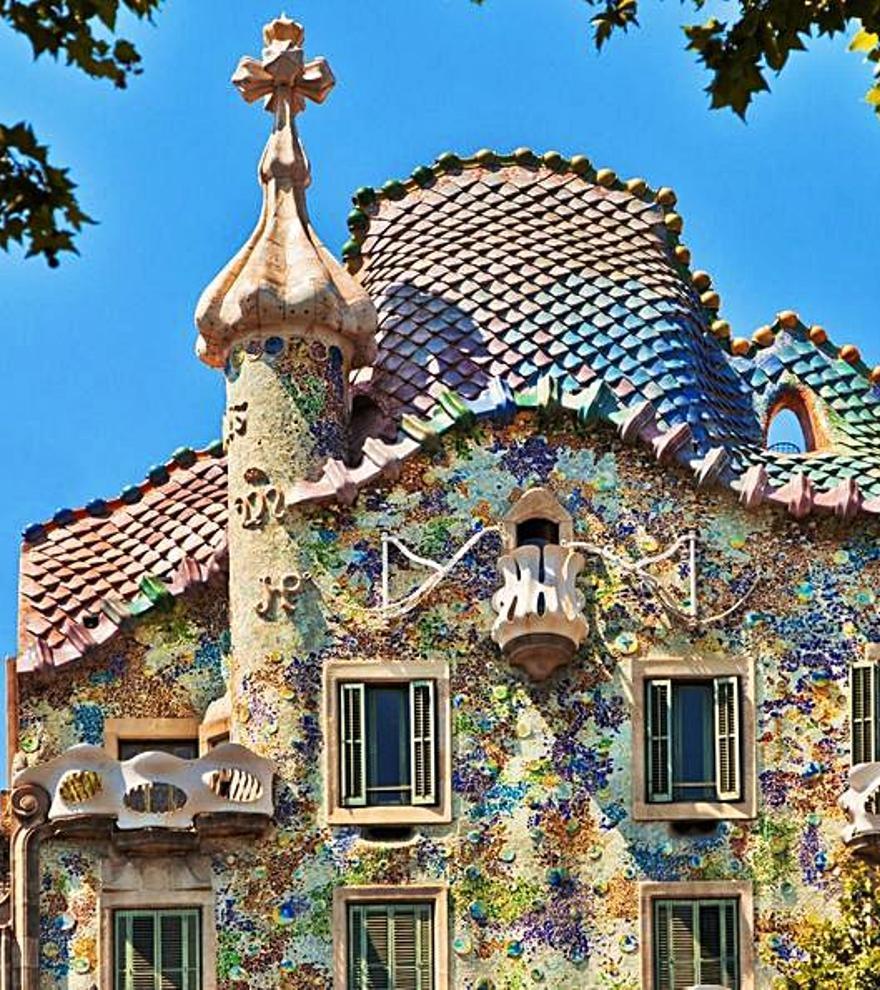 Casa Batlló, el mejor Gaudí