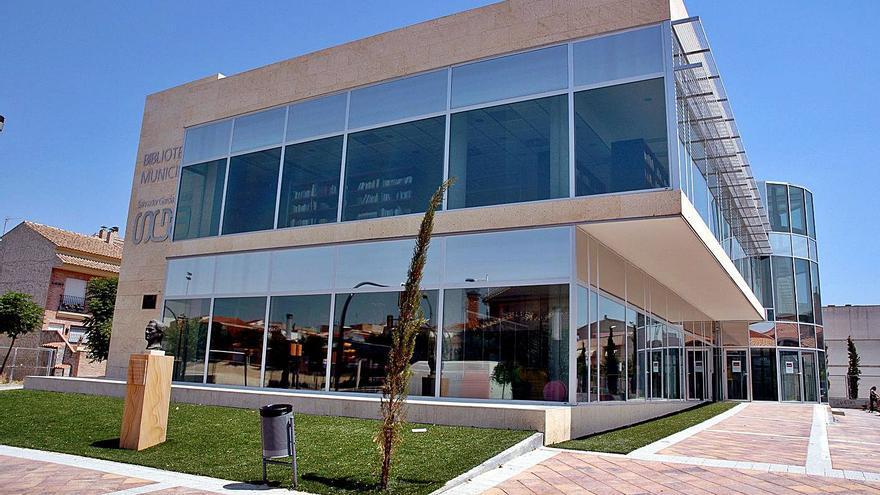 Molina de Segura vuelve a abrir sus salas de estudio
