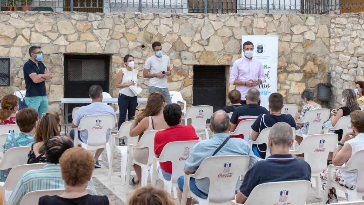 Caravaca acoge la tercera reunión de 'La piel de cada barrio'