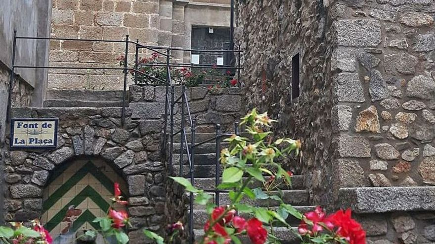 Maçanet de Cabrenys i els seus espais de benestar