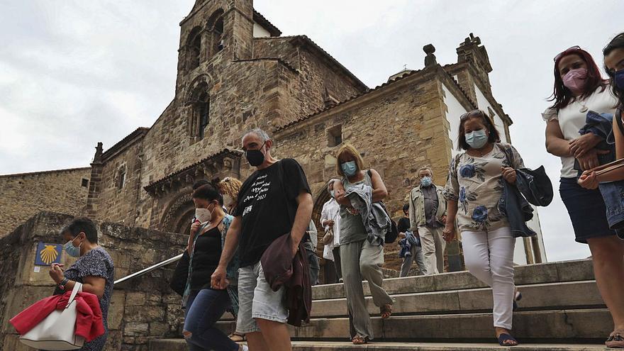 La ocupación hotelera supera el 80% en Avilés, con previsiones al alza para agosto