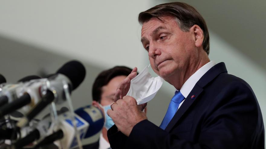 Bolsonaro rechaza las restricciones de movimientos y pide volver al trabajo