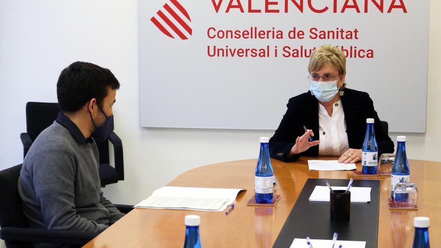 Barceló se reúne con Marzá para avanzar en la desescalada del deporte