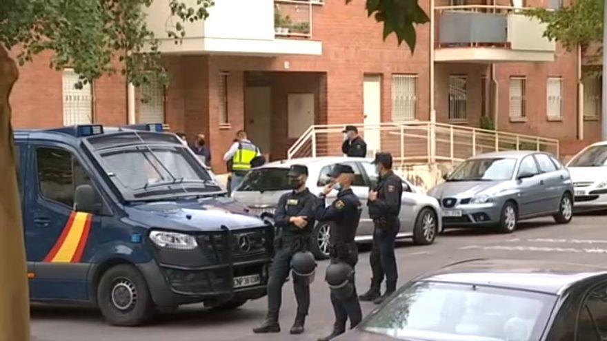 Los policías nacionales detenidos en Mérida podrían pasar este viernes a disposición judicial