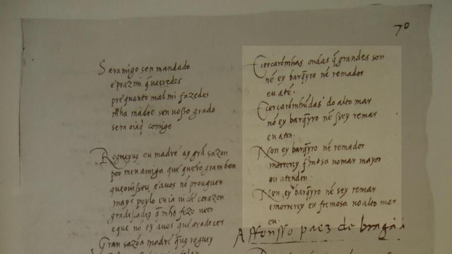 El 'Códice Calixtino' del Vaticano y el 'Cancionero de la Vaticana' se exhibirán por vez primera en Galicia