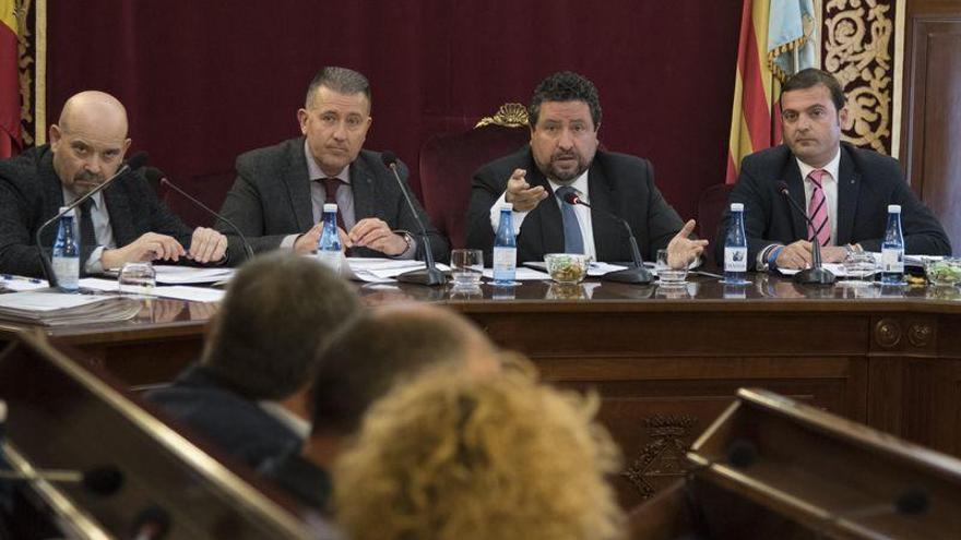 La Diputación de Castellón se prepara para gastar sus ahorros