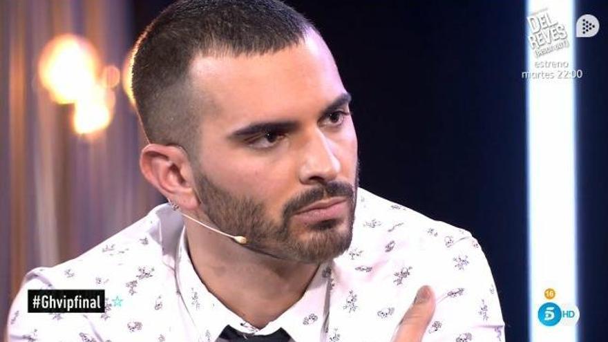 """Jorge Javier Vázquez, a Suso: """"Menos bolos y más estudiar"""""""