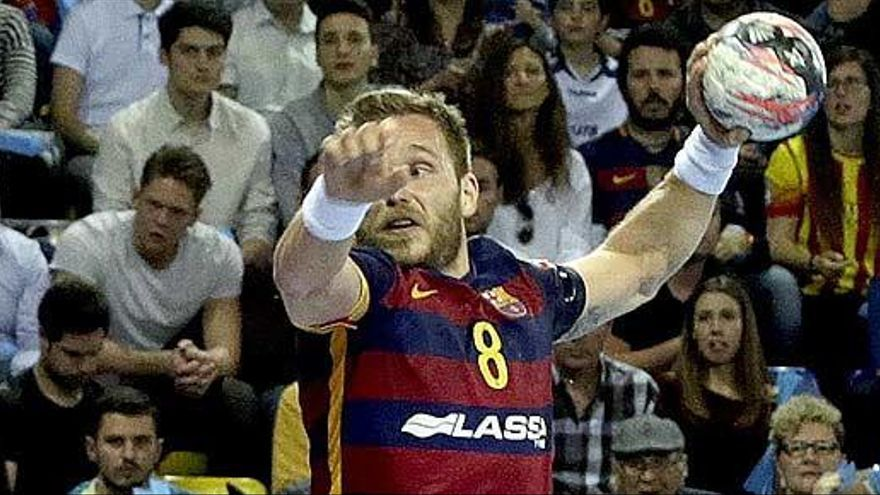 El Barcelona gana la Liga Asobal tras la derrota del Naturhouse