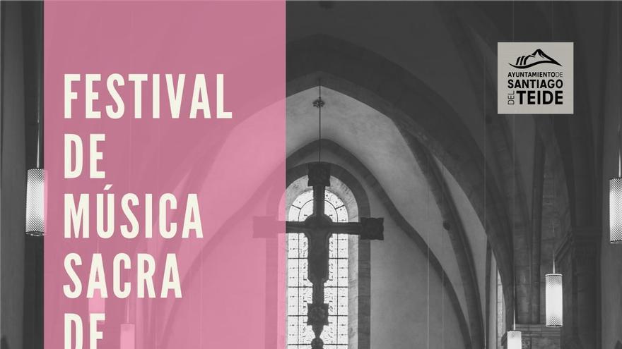 El Festival de Música Sacra de Canarias llega a Santiago del Teide con nuevas fechas de celebración