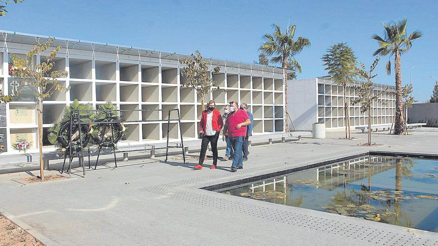 Burriana sumará 176 nichos al cementerio con 170.000 €