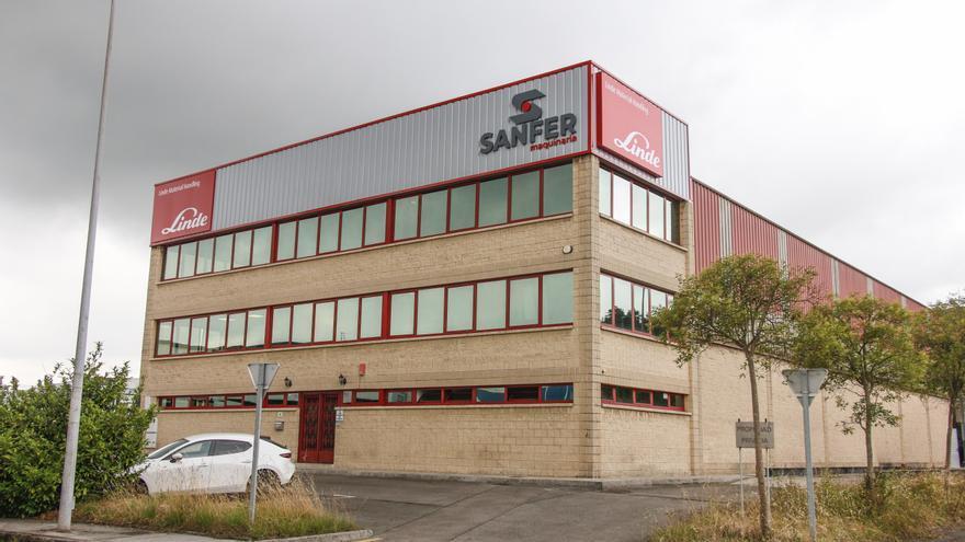 Las soluciones más modernas y fiables para la gestión de almacenes, plantas de producción y centros logístico, están en Sanfer