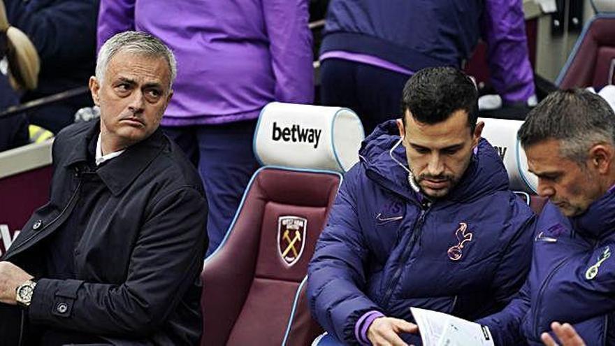 "Mourinho, tras su debut con Tottenham: ""He vuelto a mi hábitat natural"""