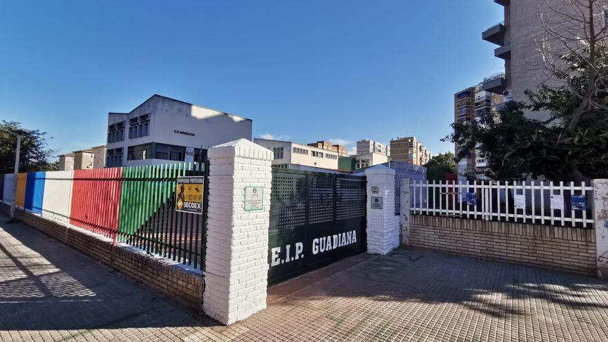 Cruce de denuncias por agresión entre dos trabajadoras del ampa del colegio Guadiana de Badajoz