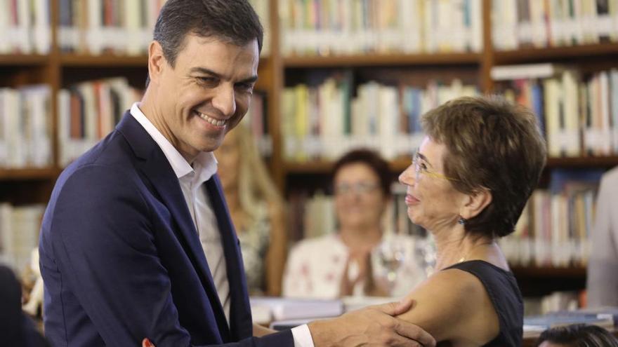 """Pedro Sánchez: """"Saramago era un ejemplo de compromiso con la justicia social"""""""