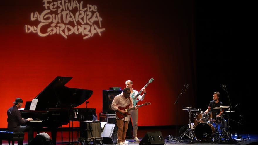 Vigor y sensibilidad para el jazz fusión