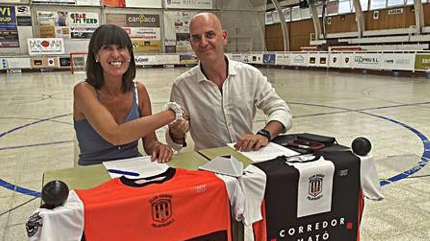 L'empresa Corredor Mató posarà nom al CH Palafrugell