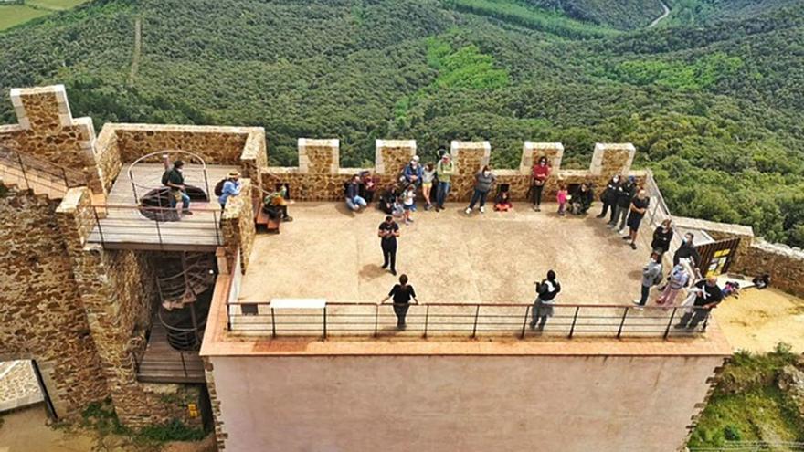 El castell de Montsoriu amplia els dies d'obertura al públic durant l'estiu