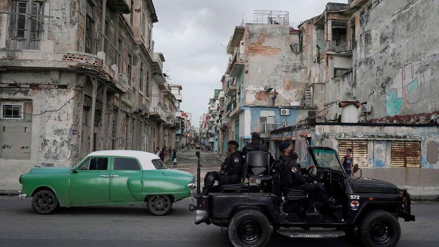 Cuba: explosión social en plena penuria