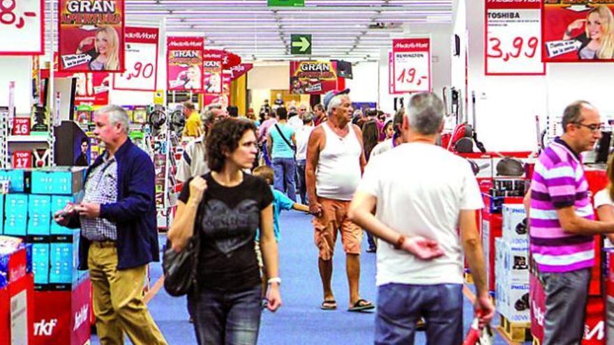 Saturn deja paso a Media Markt