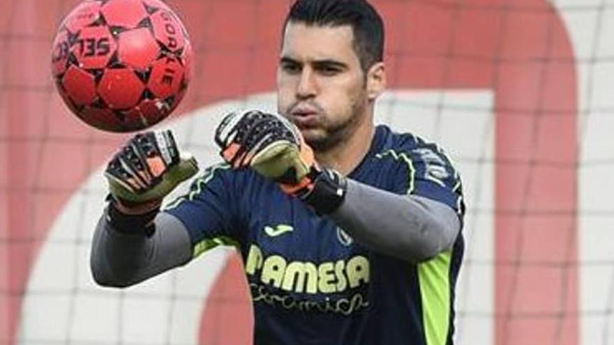 El Villarreal hace una apuesta a largo plazo por Andrés Fernández