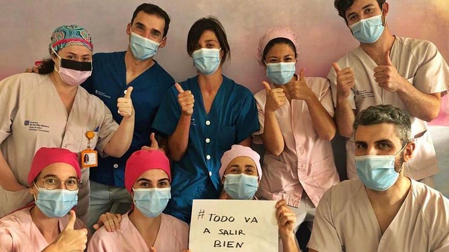 Dar a luz en Ibiza en tiempos de covid