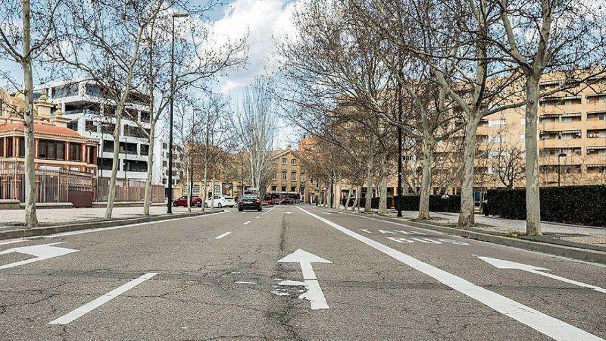 Zaragoza renovará 44 calles de toda la ciudad en la operación asfalto 2021