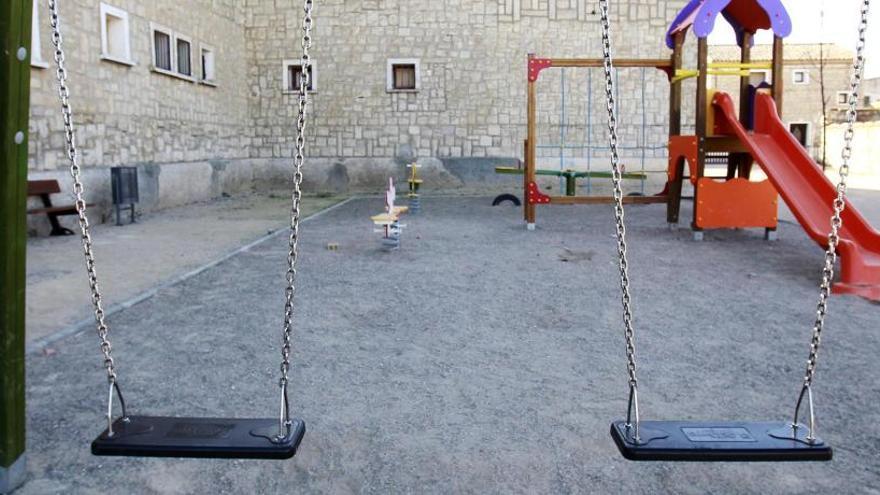 El interior de Castelló se queda sin niños