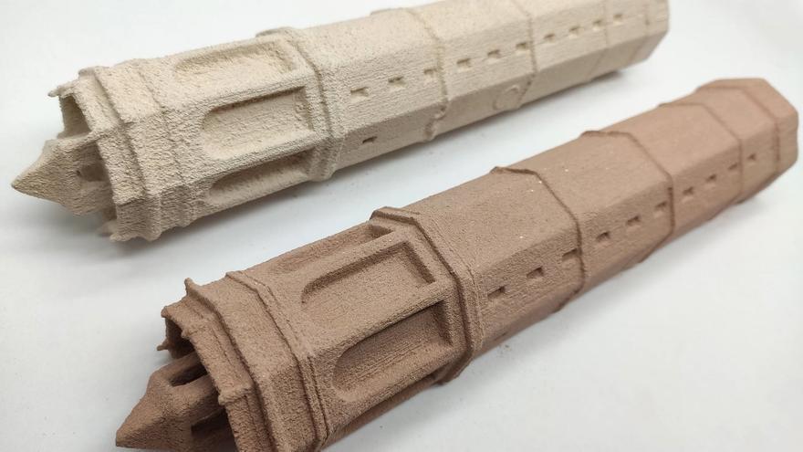 El ITC y la UJI abordan la restauración del patrimonio cultural mediante impresión 3D