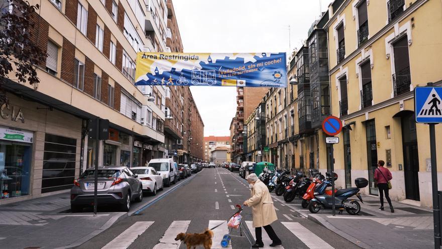 En el Día sin Coches de Valladolid aumentó la contaminación