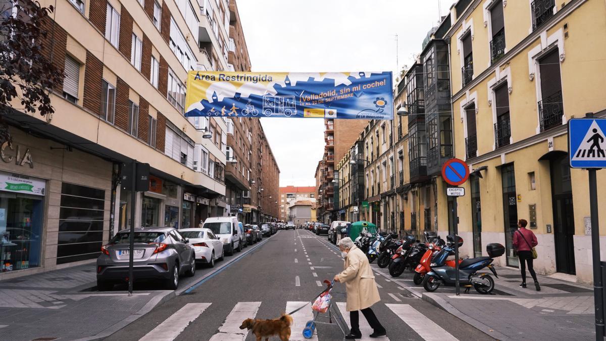 Día sin Coches en Valladolid.