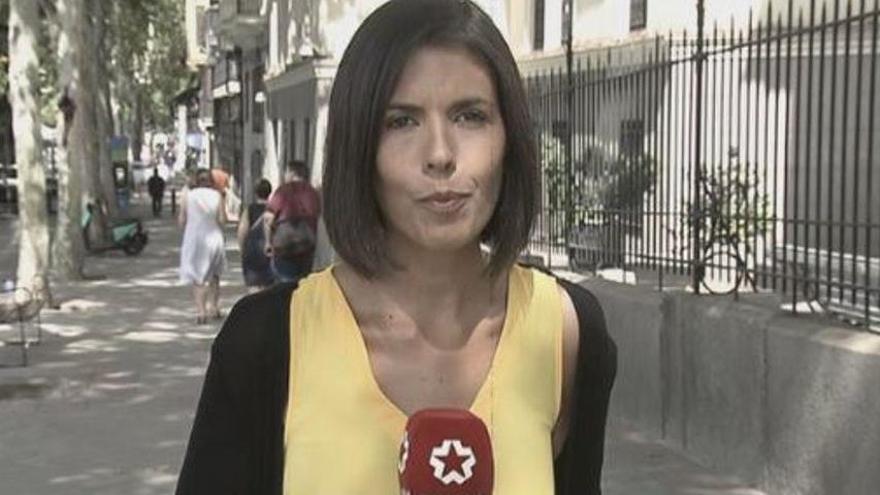 Muere la periodista María Martínez a los 37 años