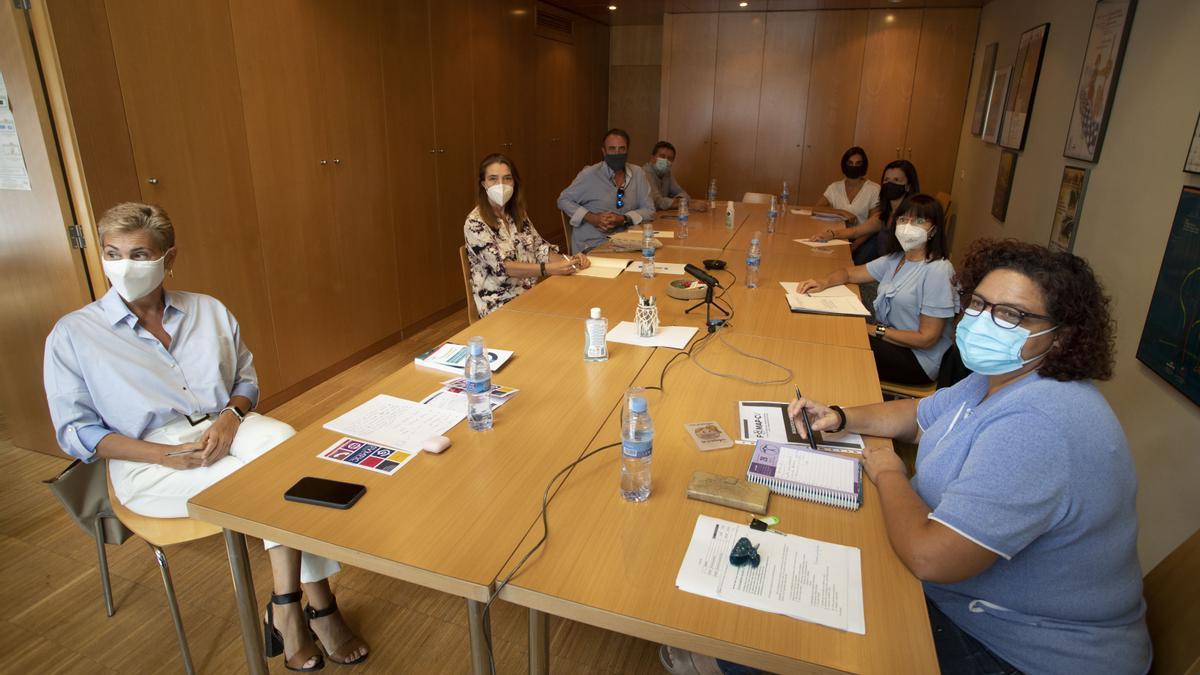 El Foro de Médicos de Atención Primaria de la Comunidad Valenciana se reunió ayer en Valencia para tratar los pasos a seguir.