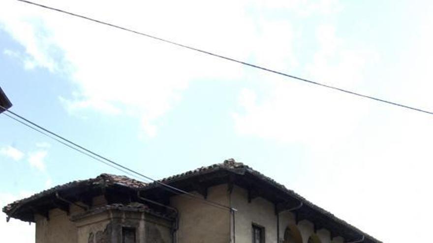 Mieres recibe 35.000 euros para obras en sus bienes de interés histórico