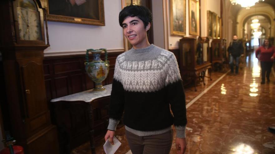 Delso declarará como investigada por la cárcel dos días antes de las elecciones