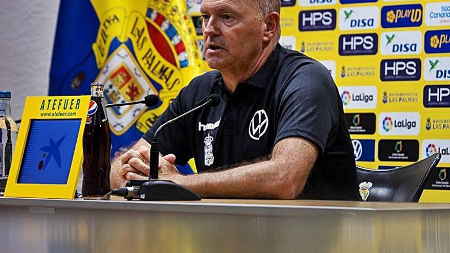 Pepe Mel: «Haurem d'estar atents al Girona»