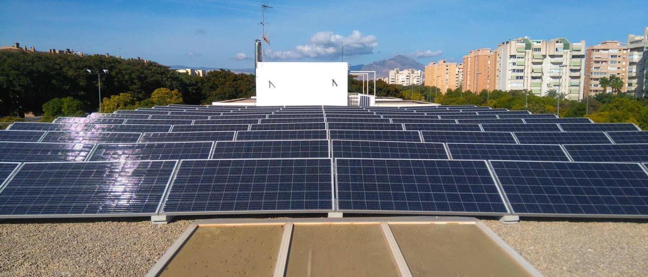 Placas solares en Alicante dentro del Plan de Eficiencia Energética