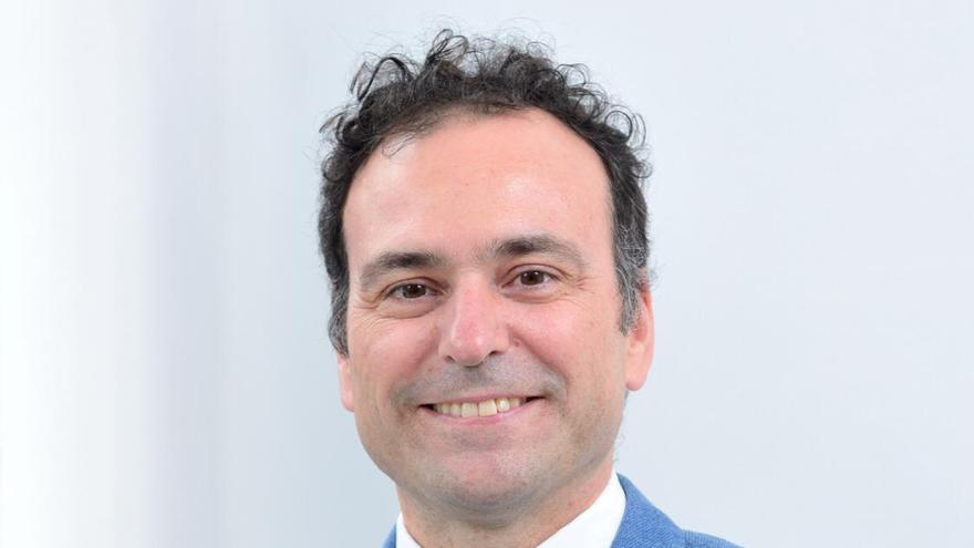 Raúl García Pascual, presidente de Asinca