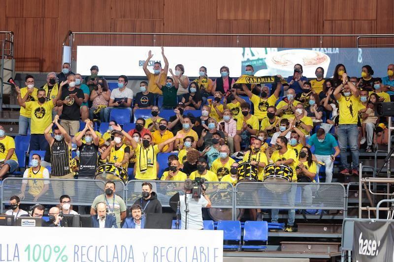 Partido Lenovo Tenerife-Casademont Zaragoza
