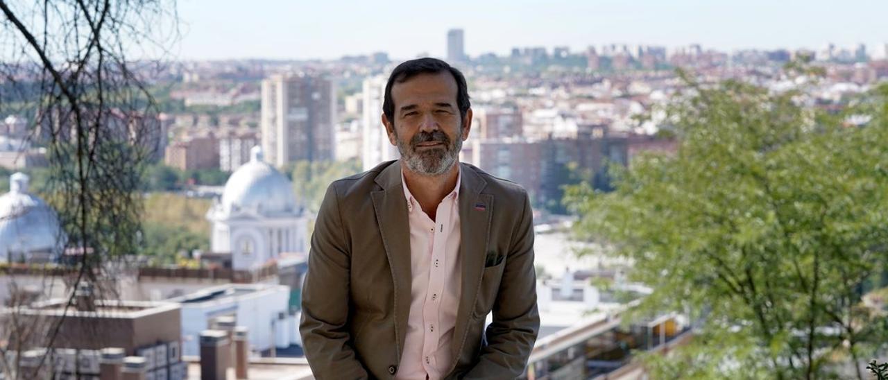 Juan Fernández-Aceytuno, consejero delegado de Sociedad de Tasación.