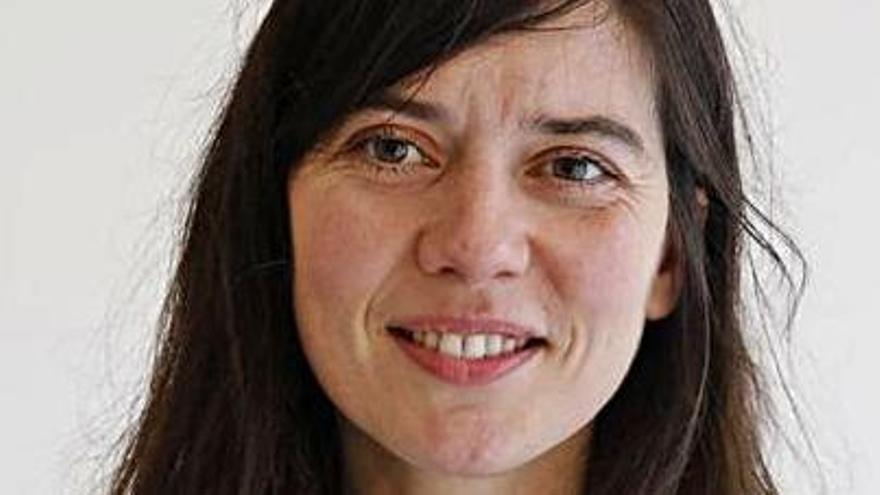 La concejala Laura Tuero optará a liderar Podemos en las primarias