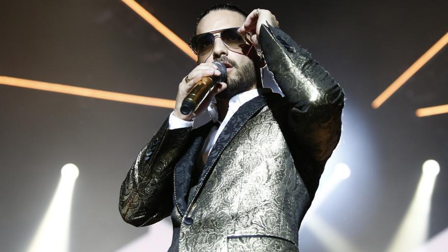 Maluma pospone el concierto en Starlite y el de Miguel Bosé se cancela