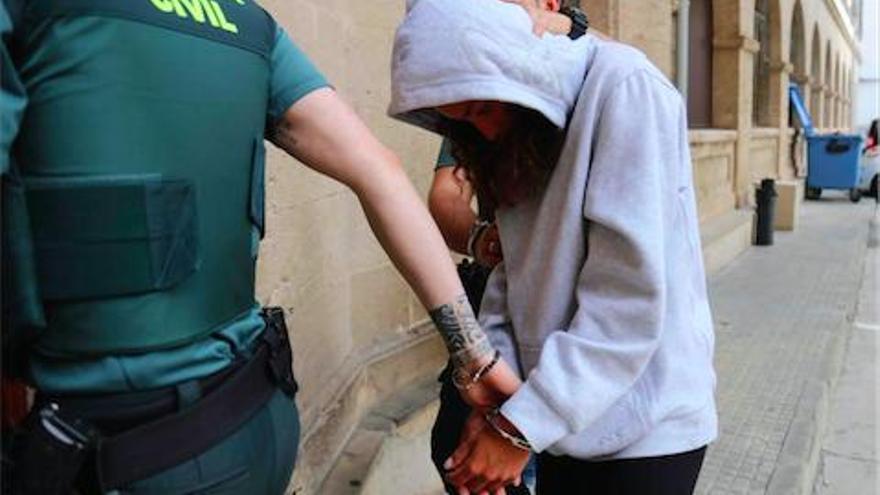 Britin nach Eifersuchtsattacke auf Mallorca zu Haftstrafe verurteilt