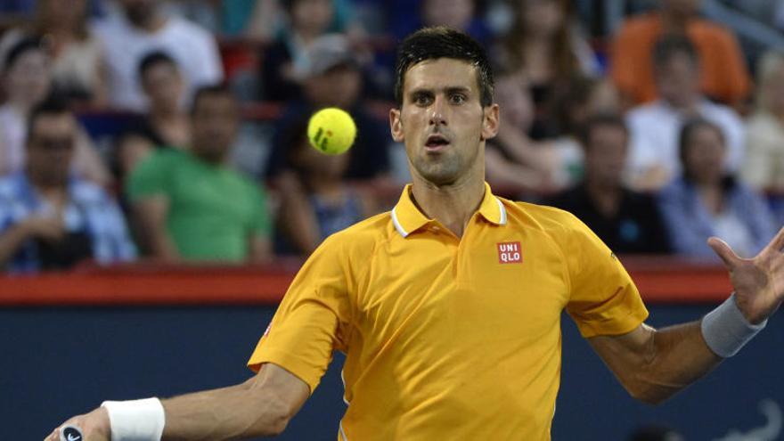 Djokovic, finalista en Montreal
