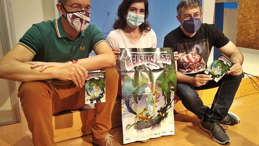 Avilés se prepara para recibir a 130 autores de fantasía y ciencia ficción