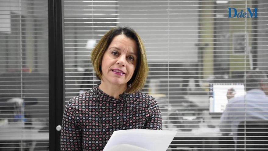 María Ferrer: Políticos bajo tutela