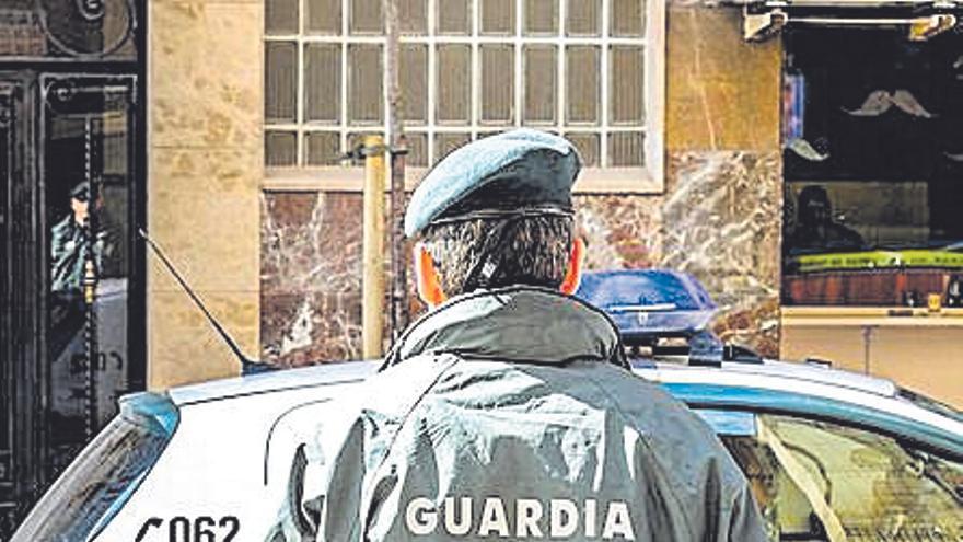Detienen a un preso fugado acusado de un robo en Sax y un atraco en Villena