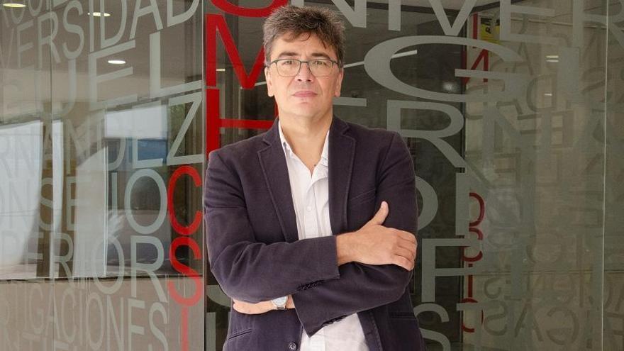Ángel Barco dirigirá el Instituto de Neurociencias de la UMH de Elche