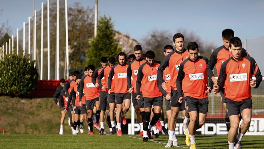Esta es la alineación del Sporting para medirse al Sabadell